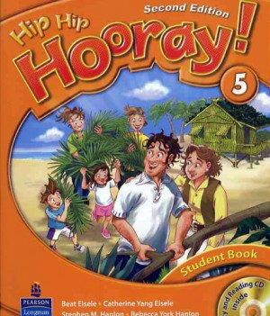 Hip Hip Hooray! 5 | Student Book with CD