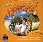 Hip Hip Hooray! 5 | Audio CD
