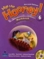 Hip Hip Hooray! 6 | Workbook with CD