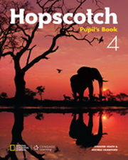 Hopscotch 4 | Teacher's Book + Class Audio CD + DVD