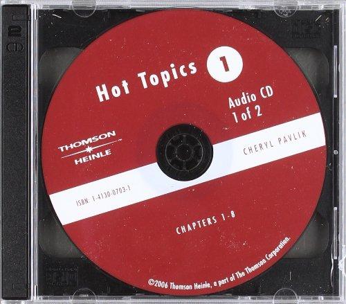 Hot Topics 1 | Audio CDs (2)