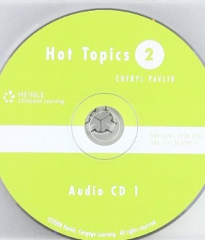 Hot Topics 2 | Audio CDs (2)