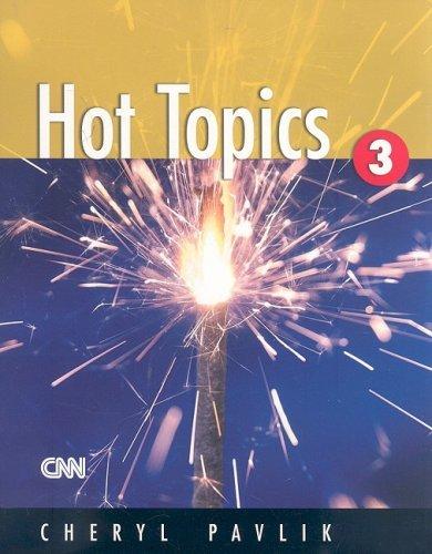Hot Topics 3 | Student Book (126 pp)