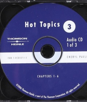 Hot Topics 3 | Audio CDs (3)