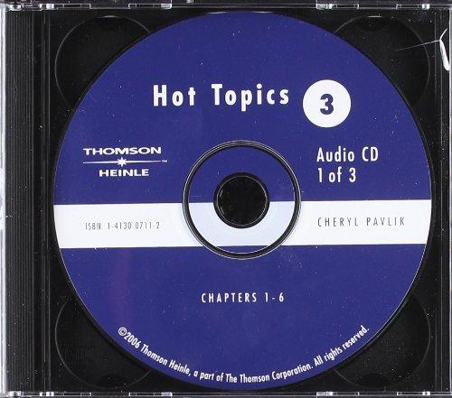 Hot Topics 3 | Audio CDs (3)