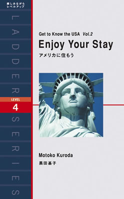 Get to Know the USA Vol. 2: Enjoy Your Stay  | Level 4 Book