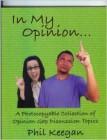 In My Opinion Intermediate__Advanced | Book