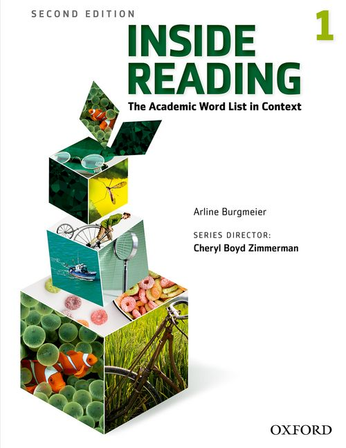 Inside Reading: Second Edition Level 1   Student Book