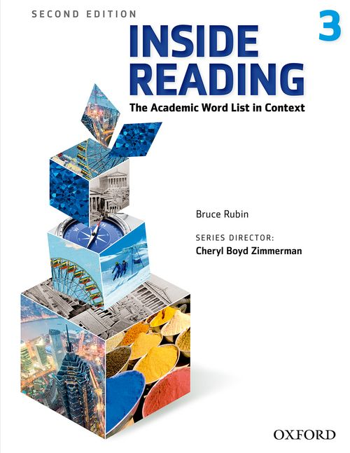 Inside Reading: Second Edition Level 3   Student Book