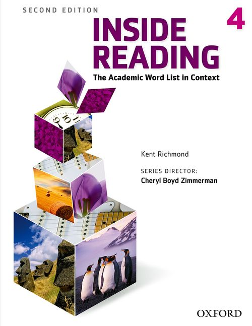 Inside Reading: Second Edition Level 4 | Student Book