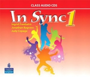 In Sync 1 | Class Audio CDs