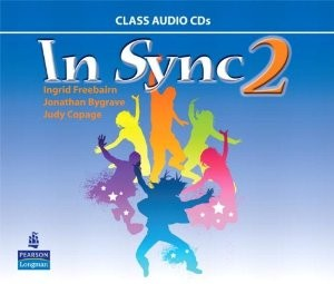 In Sync 2 | Class Audio CDs