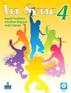 In Sync 4 | Student Book with CD-ROM