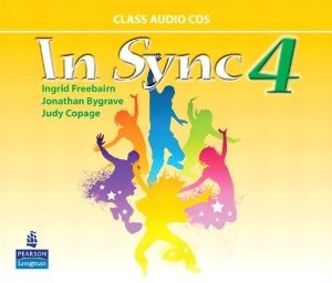 In Sync 4 | Class Audio CDs