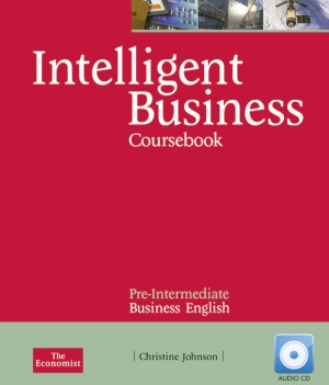 Intelligent Business Pre-Intermediate | Course Book with CD