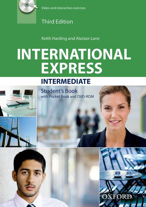 International Express Intermediate | Teacher's Resource Book with DVD
