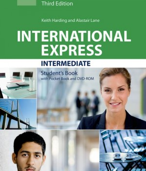 International Express Intermediate | Student Book with Pocket Book and DVD