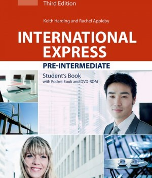 International Express Pre-Intermediate | Student Book with Pocket Book and DVD