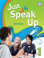 Just Speak Up 1 | Student book with MP3 CD