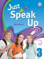 Just Speak Up 3 | Student book with MP3 CD