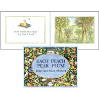 Each Peach Pear Plum | PB+CD