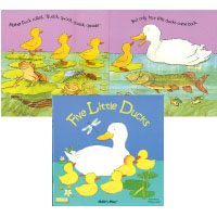Five Little Ducks | PB+CD