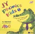 JY Phonics Kids 1 | Student Book with CD