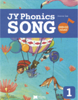 JY Phonics Songs 1 | Student Book with CD + DVD