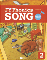 JY Phonics Songs 2 | Student Book with CD + DVD
