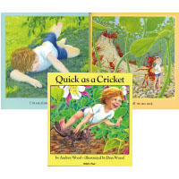 Quick as a Cricket | PB+CD