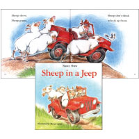 Sheep in a Jeep | PB+CD