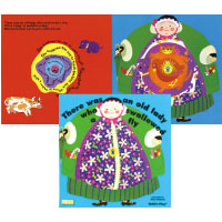 There Was an Old Lady Who Swallowed a Fly | PB+CD