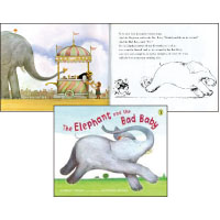 The Elephant and the Bad Baby | PB+CD