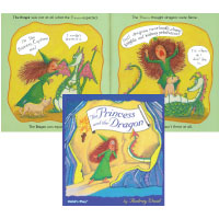 The Princess and the Dragon | PB+CD