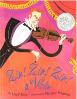 Zin! Zin! Zin! A Violin | PB+CD