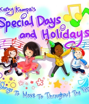 Kathy Kampa's Special Days and Holidays | CD
