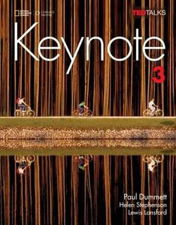 Keynote 3   Student Book with My Keynote Online