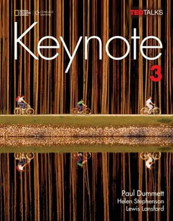 Keynote 3 | Teacher's Edition with Classroom Presentation Tool