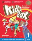 Kid's Box American English (for updated exams)
