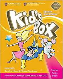 kidsbox2ndstart