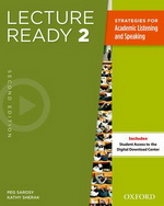 Lecture Ready: Second Edition Level 2 | Student Book Pack