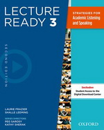 Lecture Ready: Second Edition Level 3 | Student Book Pack