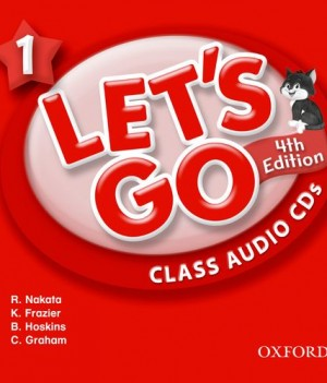 Let's Go: Fourth Edition - Level 1 | Class Audio CDs (2)