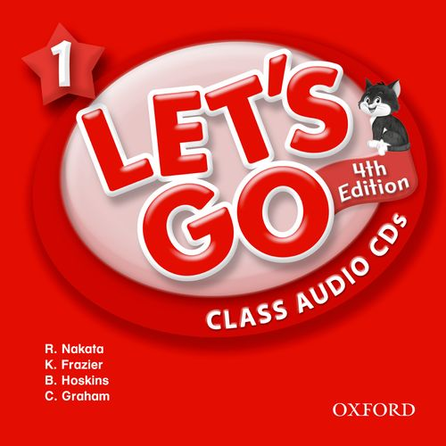 Let's Go: Fourth Edition - Level 1   Class Audio CDs (2)