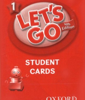 Let's Go: Fourth Edition - Level 1 | Student Cards (205)