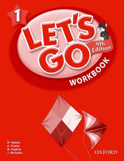 Let's Go: Fourth Edition - Level 1 | Workbook