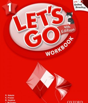 Let's Go: Fourth Edition - Level 1 | Workbook with Online Practice