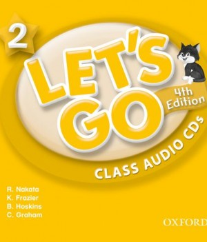 Let's Go: Fourth Edition - Level 2 | Class Audio CDs (2)