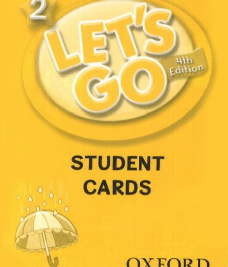 Let's Go: Fourth Edition - Level 2   Student Cards (197)
