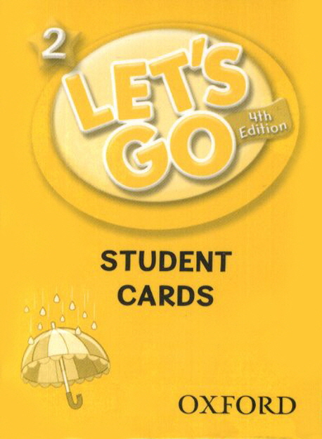 Let's Go: Fourth Edition - Level 2 | Student Cards (197)